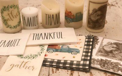 Diy Decorative Candles