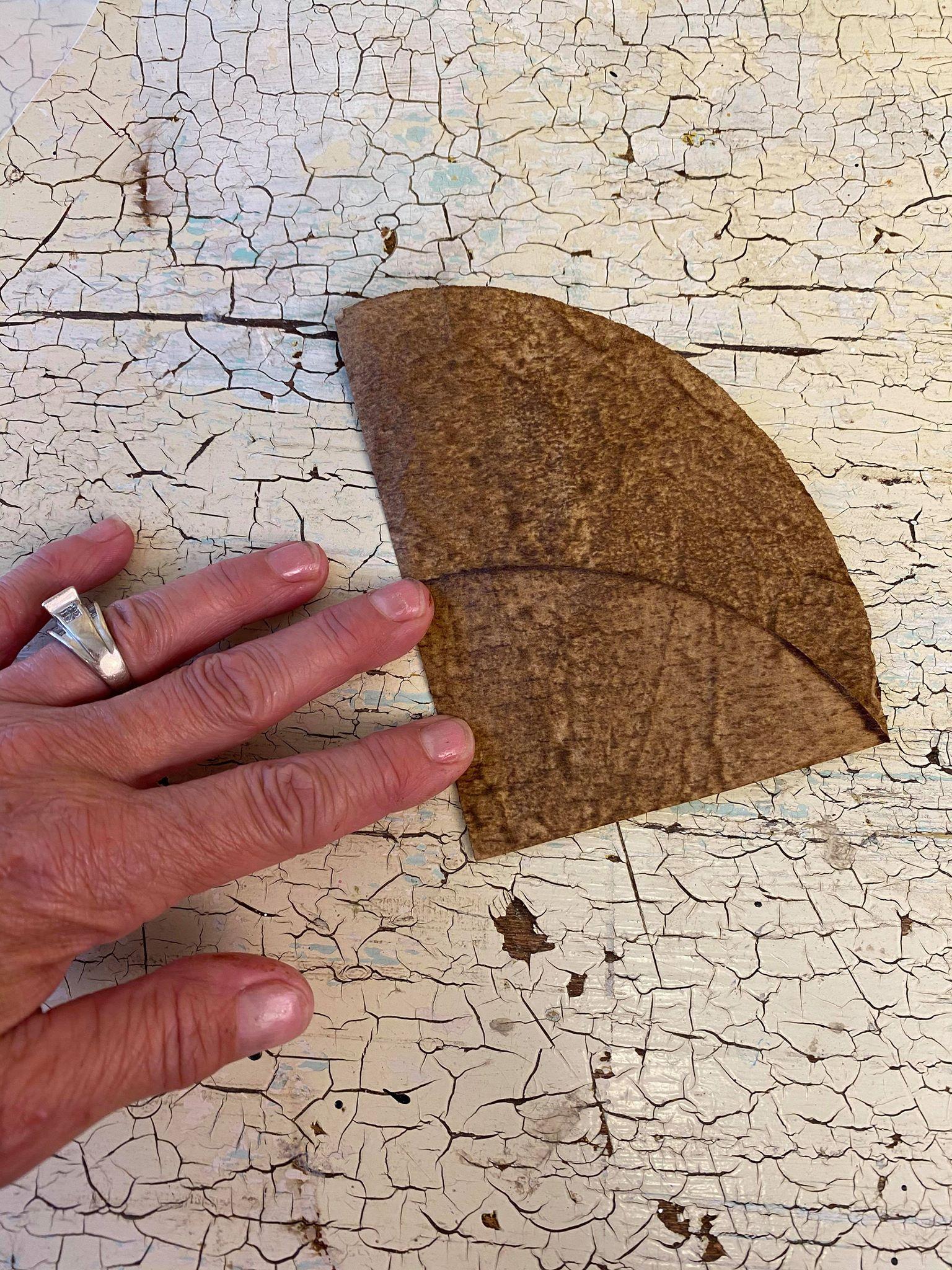 DIY Paper Circle Tree   The Shabby Tree