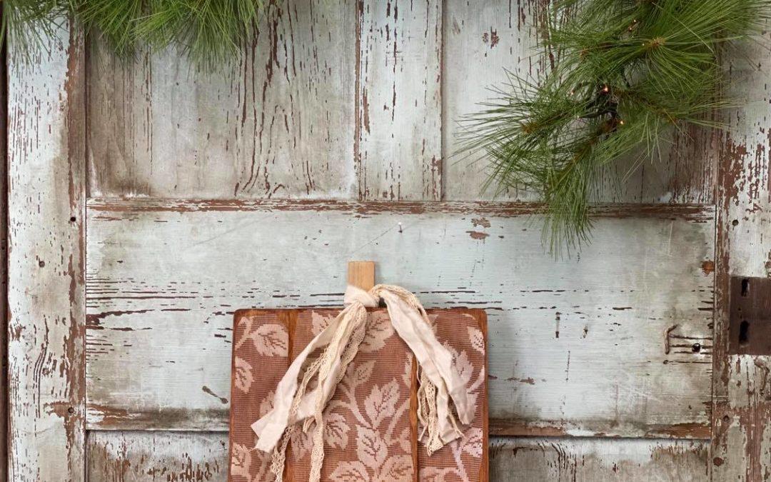 DIY Dollar Tree Cutting Board Pumpkin