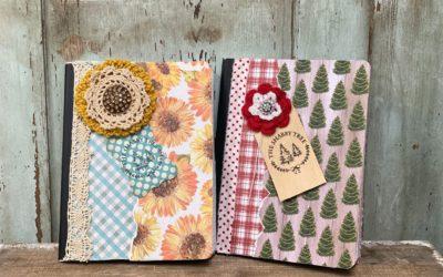 DIY Decorative Notebook